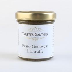 Basil Pesto Sauce with Truffle